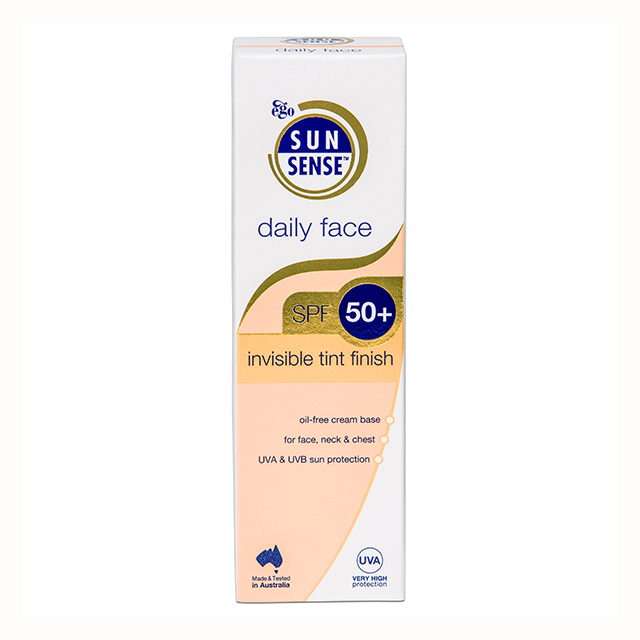 Sunsense Daily Face Spf 50 Sunsense
